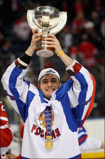 Максим Кицын — чемпион мира среди молодёжных сборных