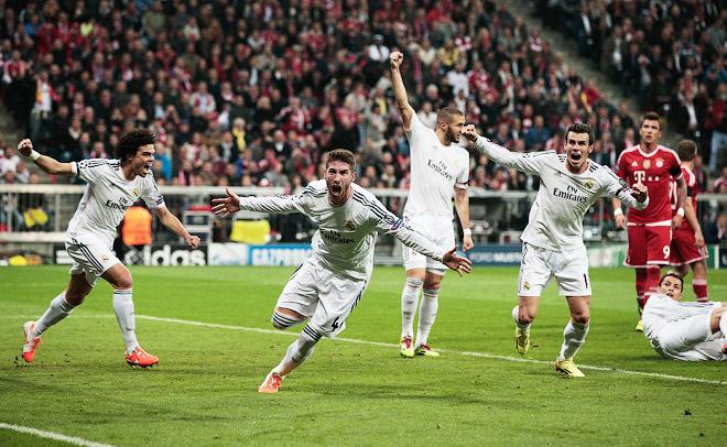 За шаг до финала «Реал» прошёл испытание главным фаворитом турнира «Баварией»