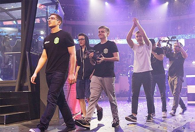 OG — двукратные чемпионы «мэйджора»