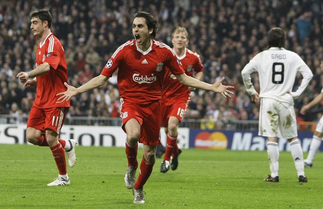 Лига чемпионов-2008/09. 1/8 финала. «Реал» – «Ливерпуль»