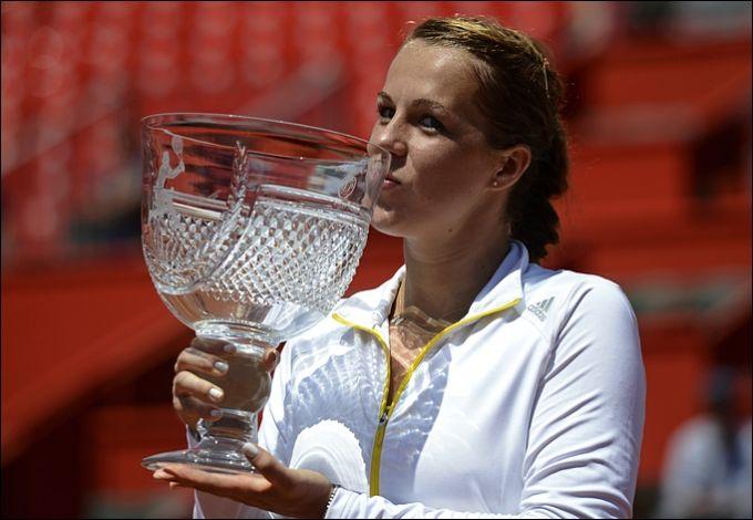 Анастасия Павлюченкова завоевала титул в Оэйраше