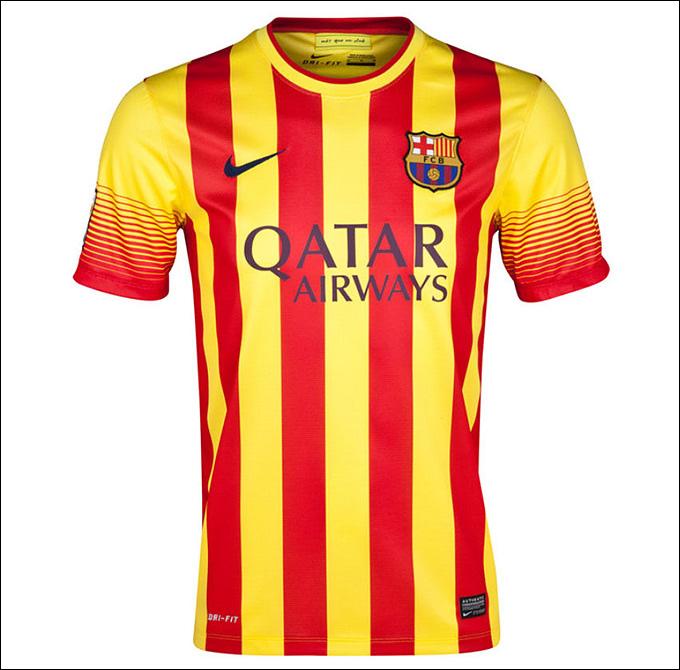 """Форма """"Барселоны"""""""