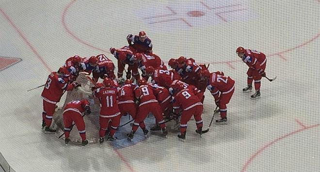 Сборная России U20