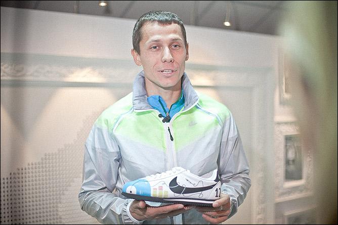 Олимпийский чемпион Юрий Борзаковский