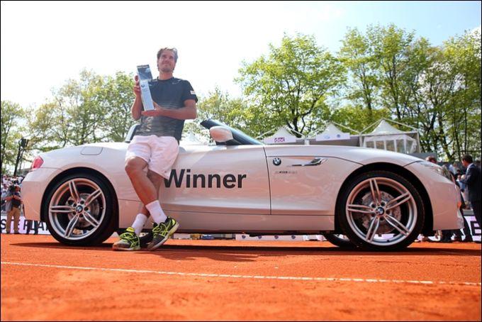 35-летний Томми Хаас впервые стал чемпионом Мюнхена