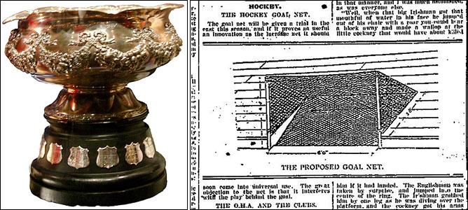 """История Кубка Стэнли. Часть 19. 1910-1911. """"Championship Trophy"""" и первые ворота с сеткой."""