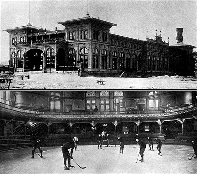 История Кубка Стэнли. Часть 19. 1910-1911. Арена «Schenley Park Casino».