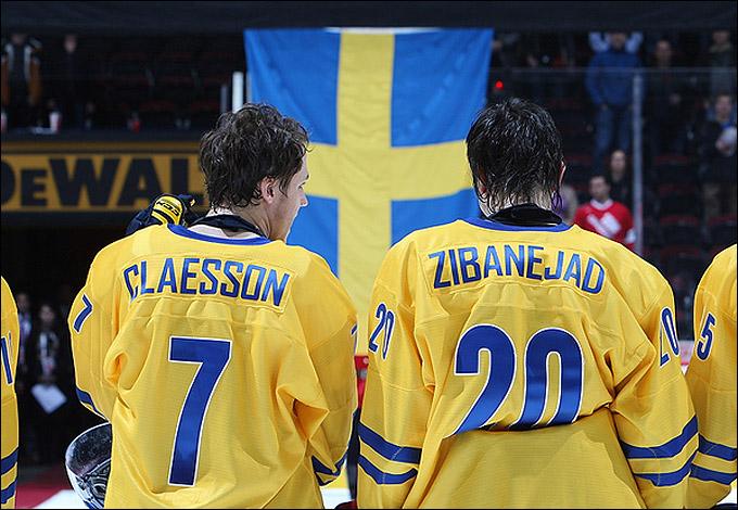 Сборная Швеции – последний соперник россиян в групповом турнире