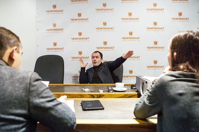 «У нас состоялся личный разговор с Широковым, о деталях которого сообщать не буду. Повторюсь лишь, что лимит дозволенного переходить нельзя никому»