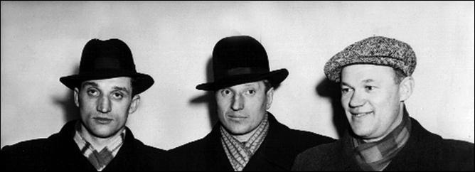 Наша история. Часть 07. 1952/53. Фото 02.