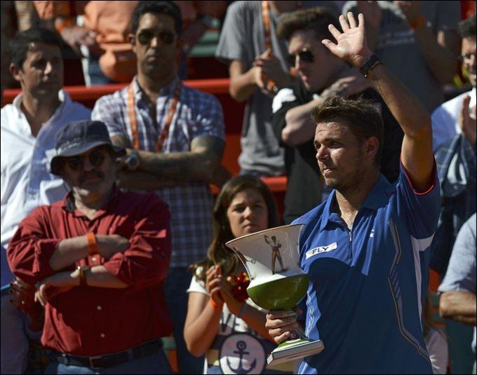 Станислас Вавринка победил в Португалии