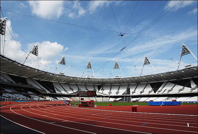 Олимпийский стадион. Добро пожаловать в гости к королеве