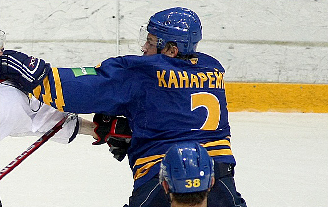 Л.Канарейкин: главное — приносить пользу команде