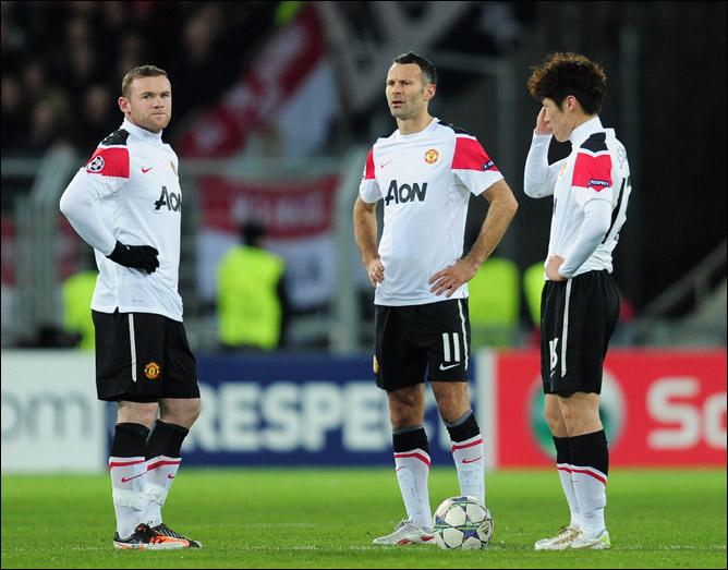 """""""Манчестер Юнайтед"""" впервые за последние пять лет оказался за бортом плей-офф Лиги чемпионов"""