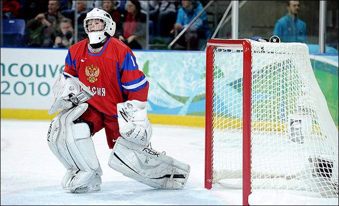 Анна Пругова на Олимпиаде в Ванкувере
