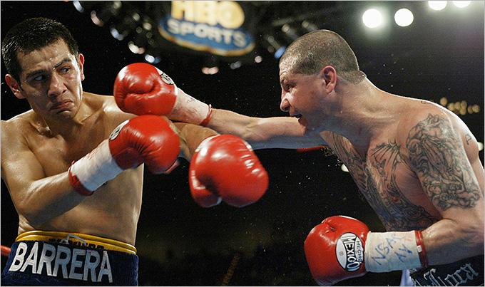Джонни Тапиа был одним из самых ярких бойцов в новейшей истории бокса