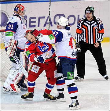 Алексей Петров не робкого десятка