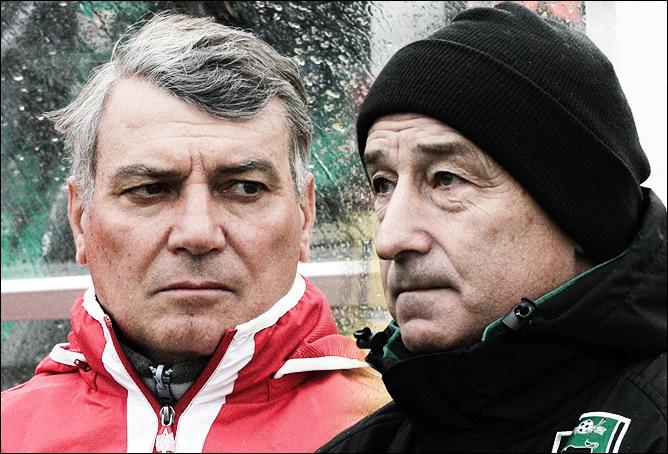 Владимир Эштреков и Славолюб Муслин