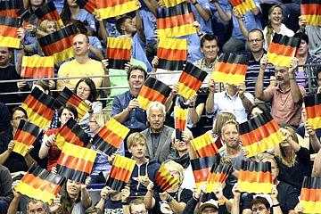 Немецкие поклонники волейбола — самые дружелюбные фанаты в Европе