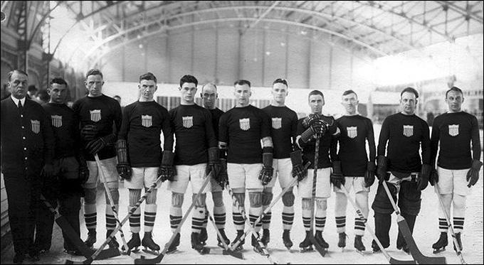 Олимпийская сборная США 1920 года