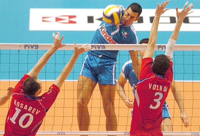 На чемпионате мира 2006 года россияне стали седьмыми