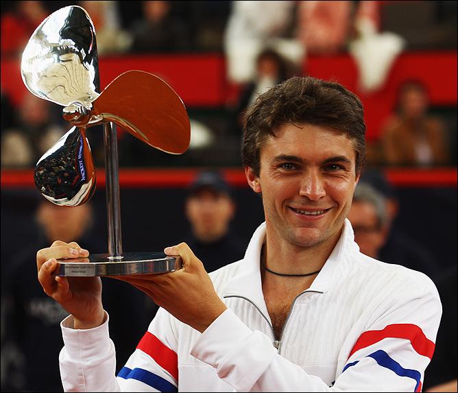 Француз Жиль Симон уже вовсю стучится в топ-10