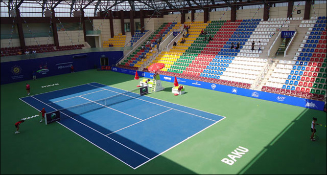 В этом году впервые турнир WTA был проведён в Баку