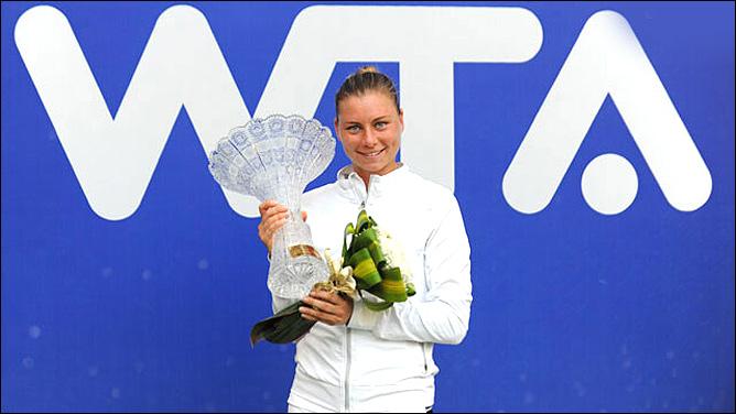 Вера Звонарёва открыла на карте новую теннисную точку — Баку
