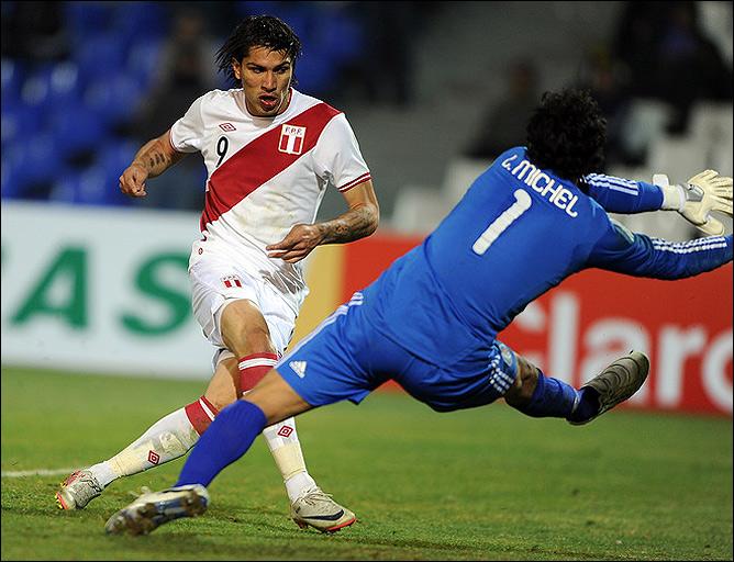Хосе Паоло Герреро