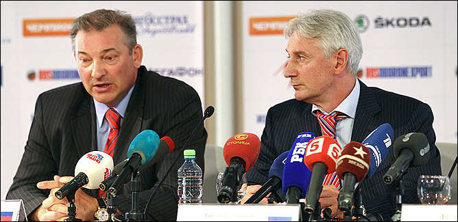 """""""А если вы не выиграете, Зинэтула Хайдарович, то для начала начнете заикаться. А уже потом…"""""""