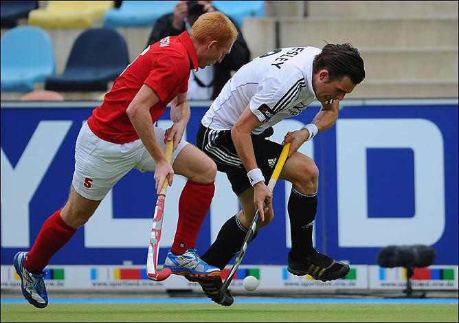Мужская сборная России неудачно сыграла на чемпионате Европы, проиграв в том числе и немцам