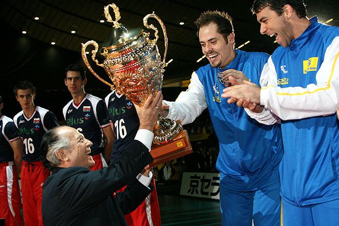 Сборная Бразилии во второй раз подряд стала чемпионом мира