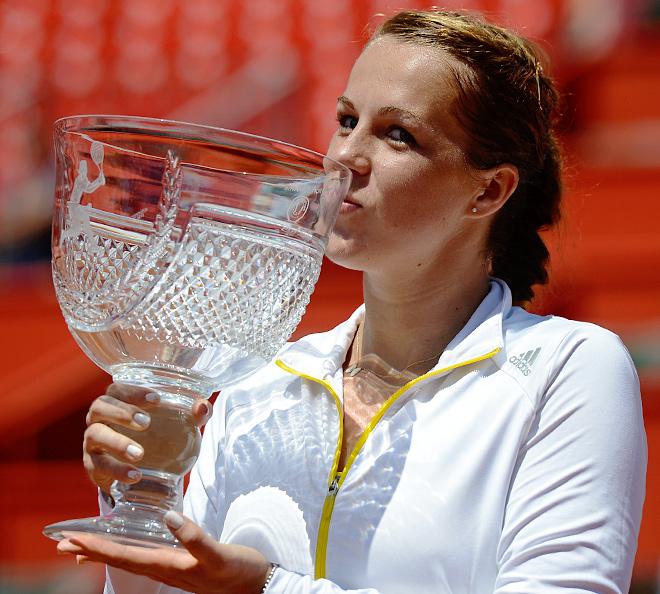 Анастасия Павлюченкова стала чемпионкой Португалии-2013