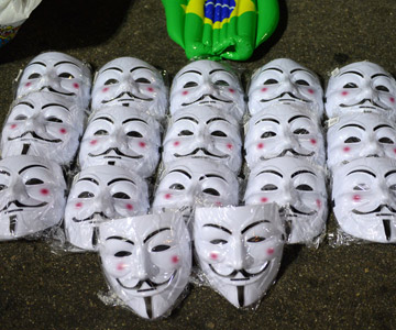 Элементы карнавала неотделимы от Бразилии