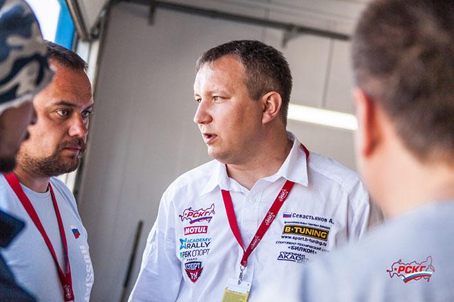 Андрей Севастьянов, руководитель и пилот команды B-Tuning