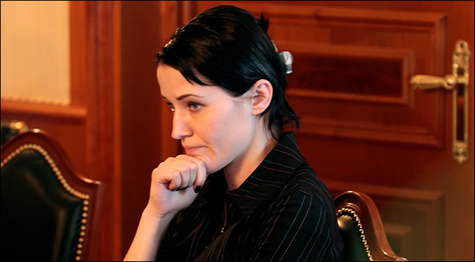 Валентина Борисова негодует…