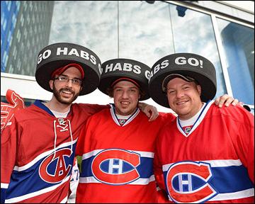 """2 мая 2013 года. Монреаль. Плей-офф НХЛ. 1/8 финала. Матч № 1. """"Монреаль"""" — """"Оттава"""" — 2:4. Болельщики """"Монреаля"""""""