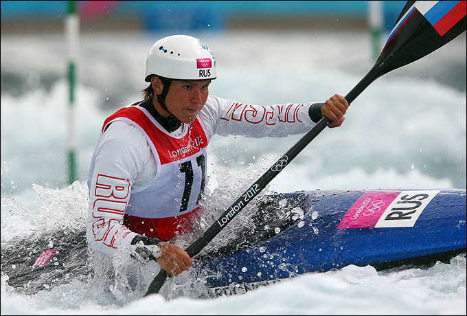 Марте Харитоновой удалось пробиться в олимпийский финал