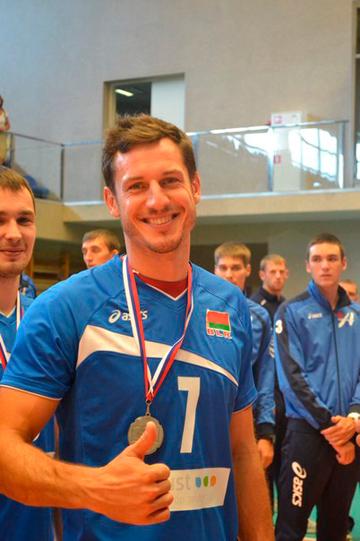 Олег Ахрем вернулся в сборную Белоруссии спустя несколько лет