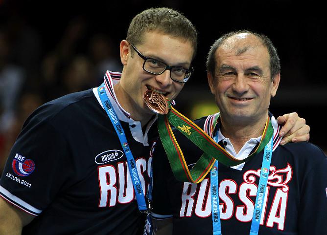 Олег Ушаков и Аскер Барчо