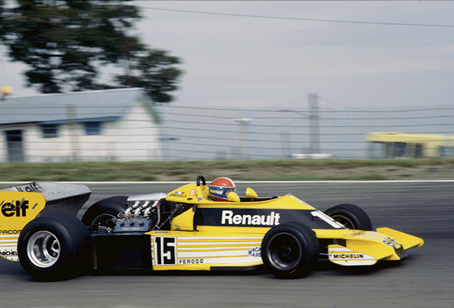 Гран-при Великобритании-1977. Рождение турбоэры