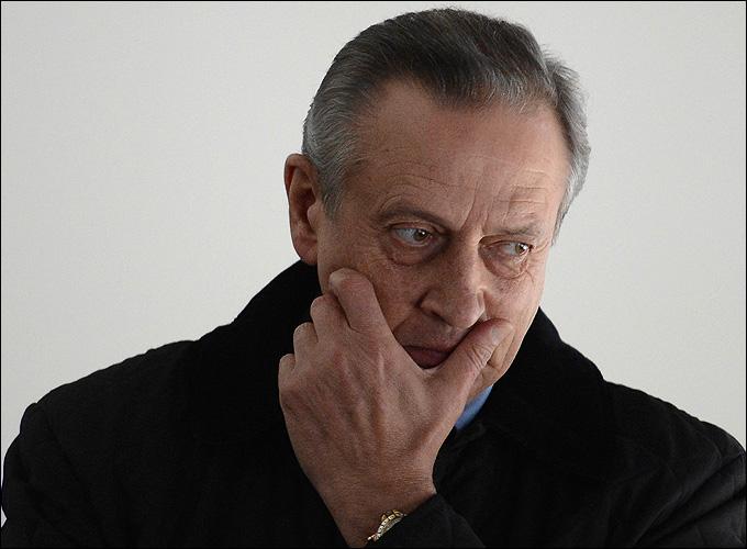 Президент Федерации Александр Горшков