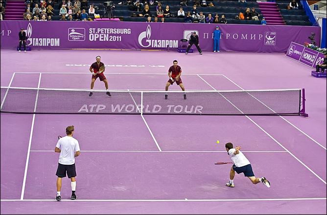Александр и Михаил впервые сыграли в финале турнира ATP
