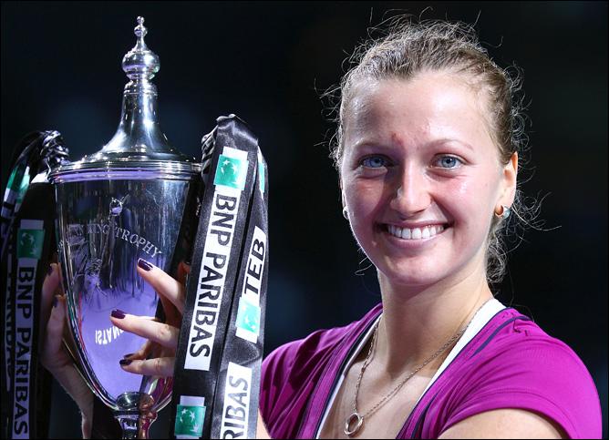 Выиграв в Стамбуле, Петра стала второй ракеткой мира