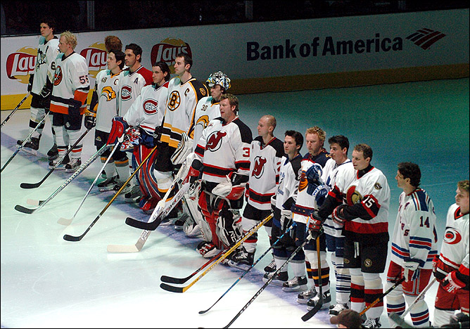 23 января 2007 года. Даллас. Матч всех звезд НХЛ