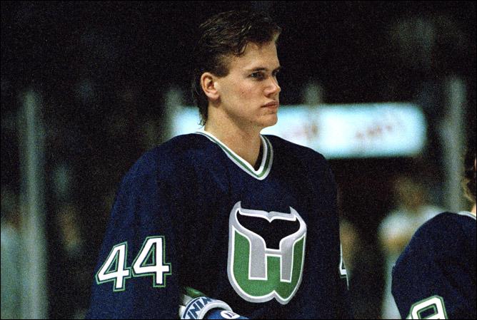 Крис Пронгер – первые шаги в НХЛ