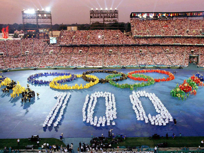 20 лет назад стартовала Олимпиада в Атланте