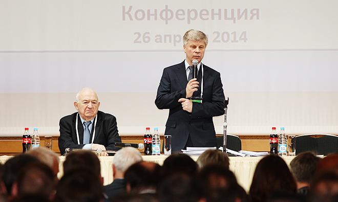 Никита Симонян и Николай Толстых