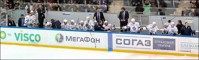 """Сколько """"гражданских"""" на скамейке """"Динамо""""?"""