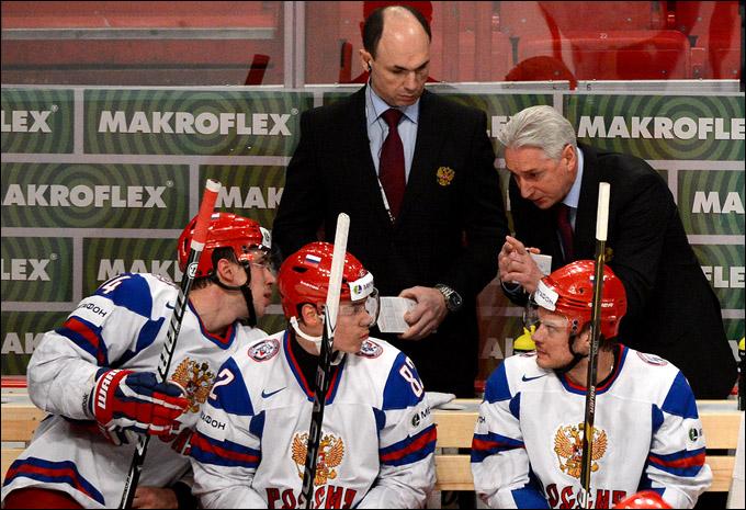 Зинэтула Билялетдинов и его команда